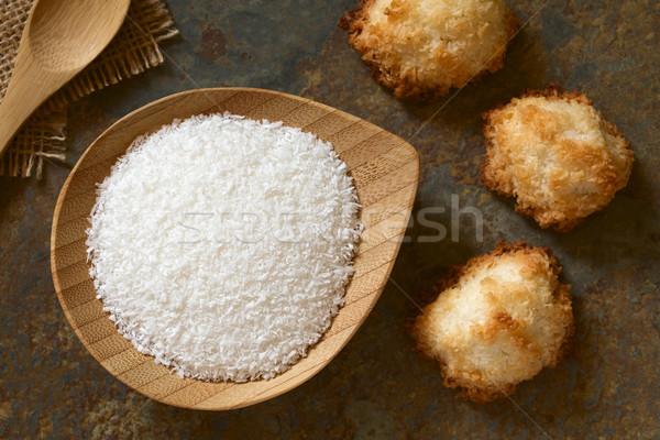 Grated Coconut Stock photo © ildi