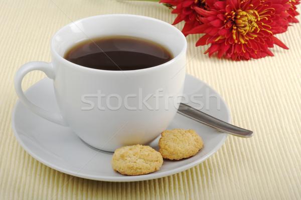 Teatime Stock photo © ildi