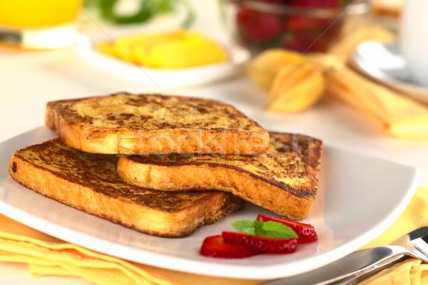 French Toast  Stock photo © ildi