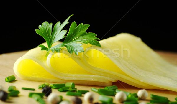 Cheese Slices Stock photo © ildi