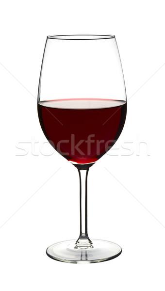 Red Wine in Wine Glass Stock photo © ildi