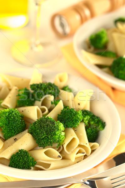 Broccoli with Pasta  Stock photo © ildi