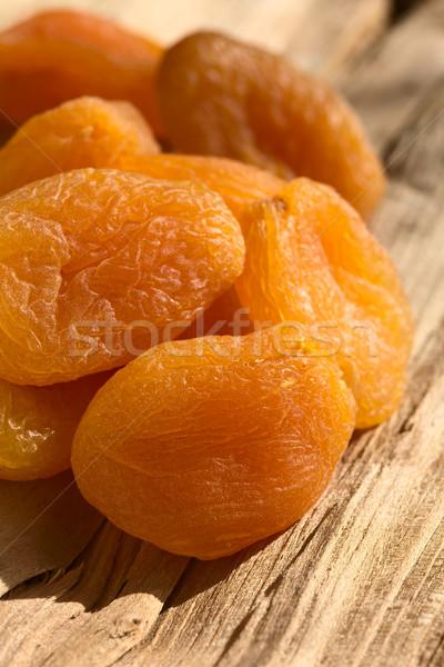 Gedroogd gezonde snack vitamine vezel hout Stockfoto © ildi