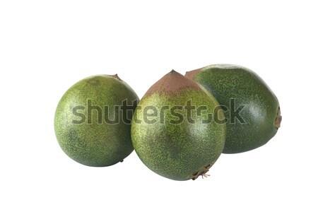Frutas crecido región Perú popular aislado Foto stock © ildi