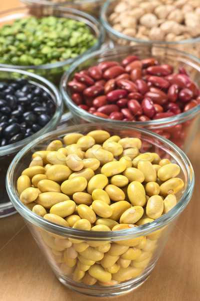 Canary Beans and Other Legumes Stock photo © ildi