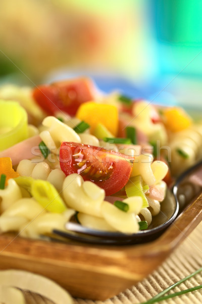 Pasta Salad Stock photo © ildi
