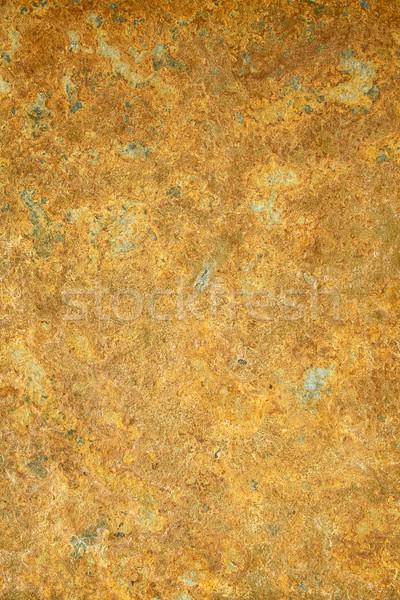Yellow Slate Background Stock photo © ildi