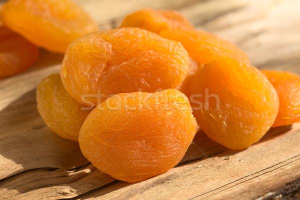 Secado saludable vitamina fibra madera Foto stock © ildi