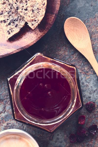 Rose Hip Jam Stock photo © ildi