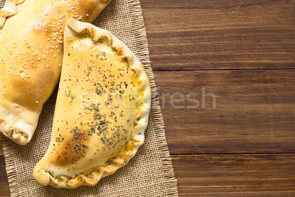 Chilean Empanadas Stock photo © ildi