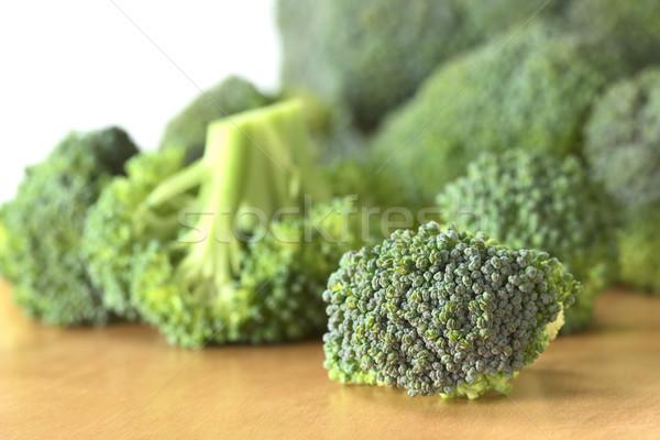 Broccoli Floret Stock photo © ildi
