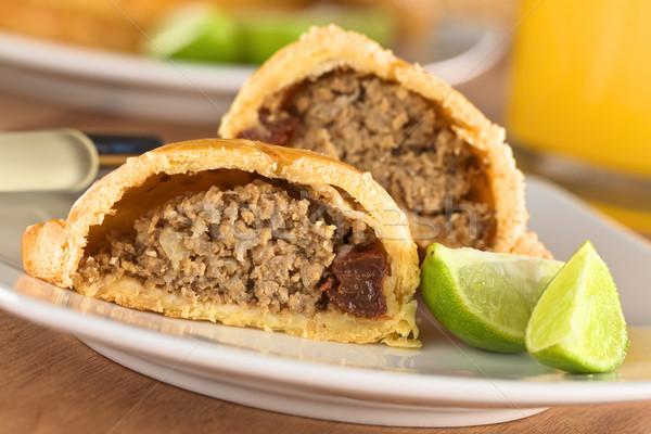 Peruvian Empanada Stock photo © ildi