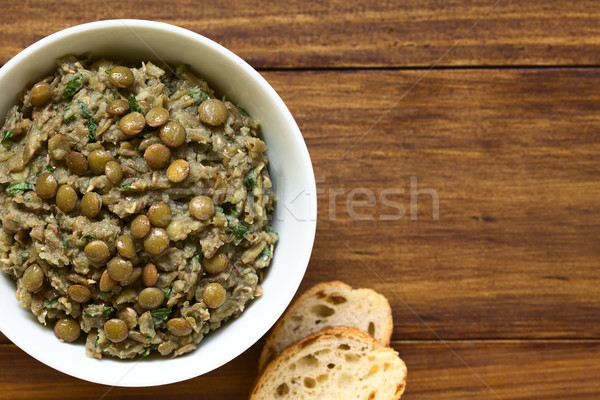 Lentil Spread Stock photo © ildi