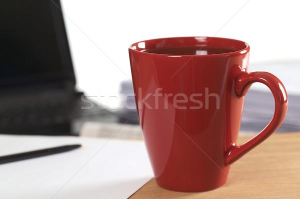 Coffee Break Stock photo © ildi