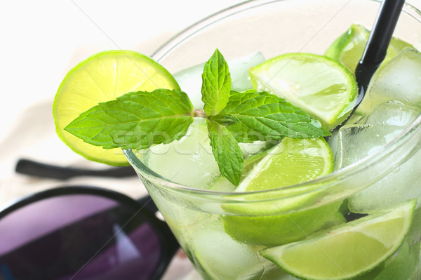 Mojito Drink Stock photo © ildi