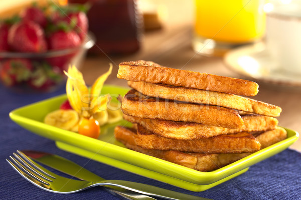 French Toast  Stock photo © ildi