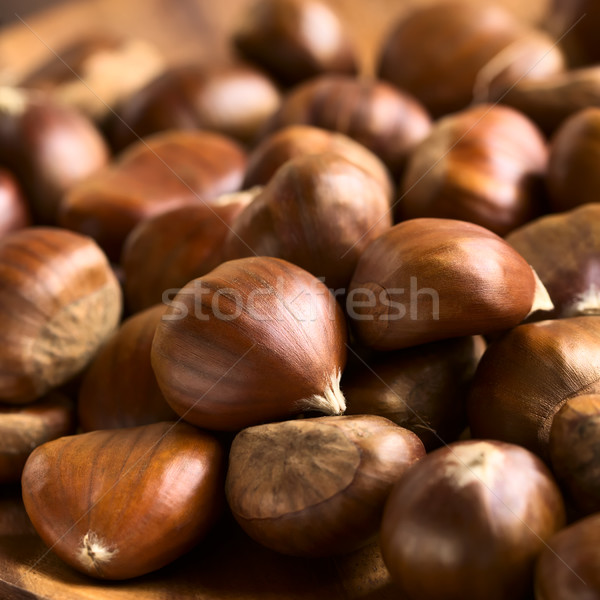 Chestnuts Stock photo © ildi