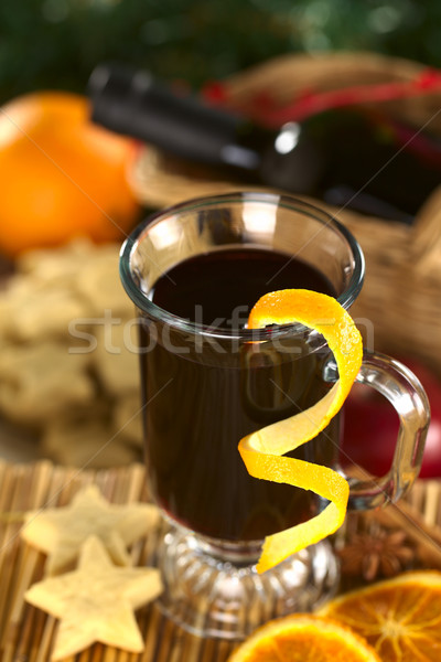 Mulled Wine Stock photo © ildi