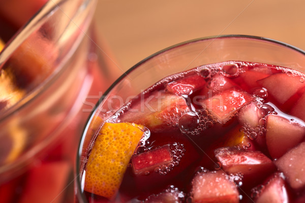 Refreshing Sangria  Stock photo © ildi