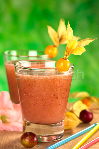 Camu Camu Juice Stock photo © ildi