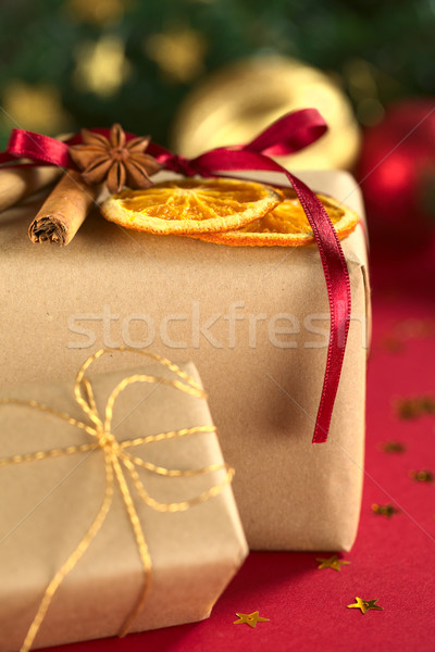 Christmas Presents Stock photo © ildi