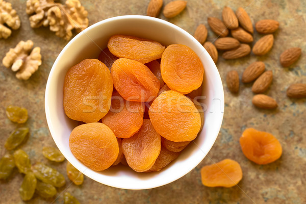 Dried Apricots Stock photo © ildi