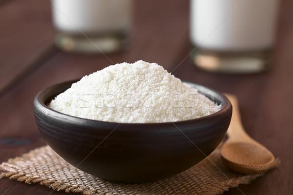 Powdered or Dried Milk Stock photo © ildi