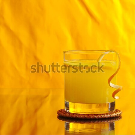 Fresh Orange Juice Stock photo © ildi
