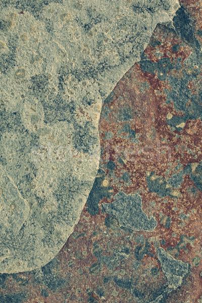 Vermelho cinza naturalmente superfície digitalmente fundo Foto stock © ildi