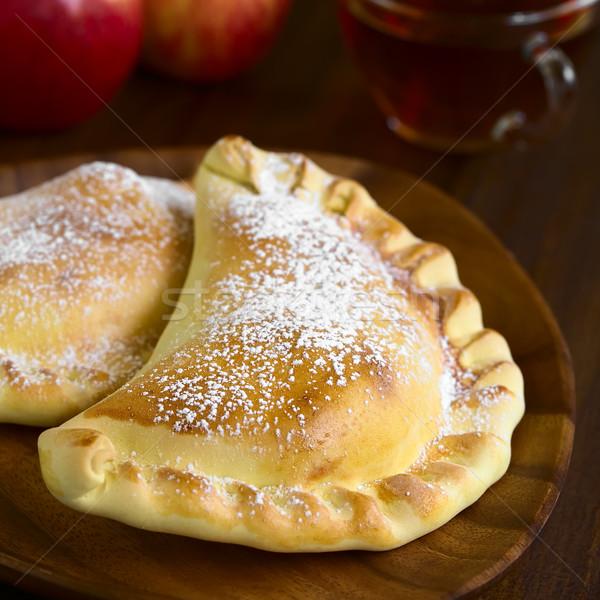 Chilean Apple Empanada Stock photo © ildi