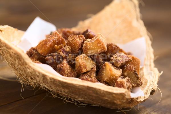 Peruvian Coconut Sweets Stock photo © ildi