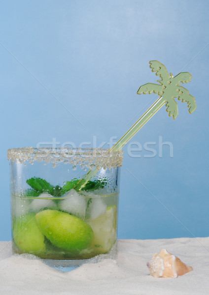 Mojito with Decoration Stock photo © ildi