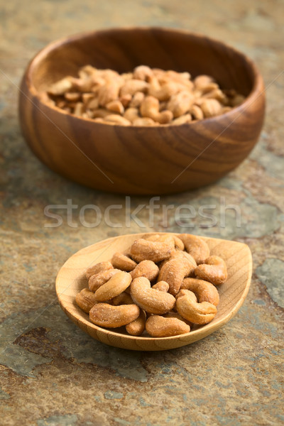 Cashew Nuts or Seeds Stock photo © ildi