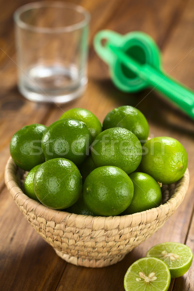 Limes Stock photo © ildi