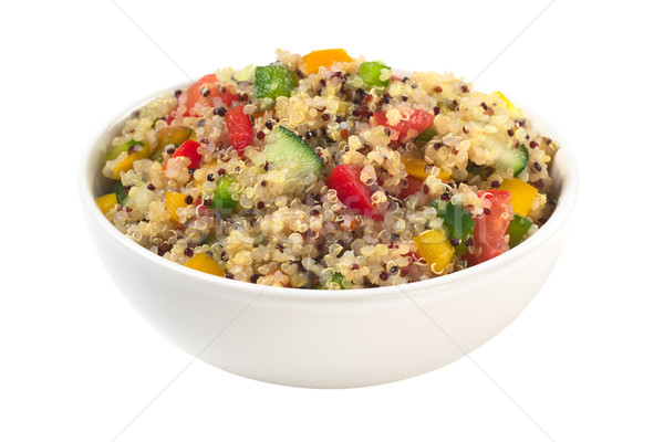 Stock photo: Quinoa Salad