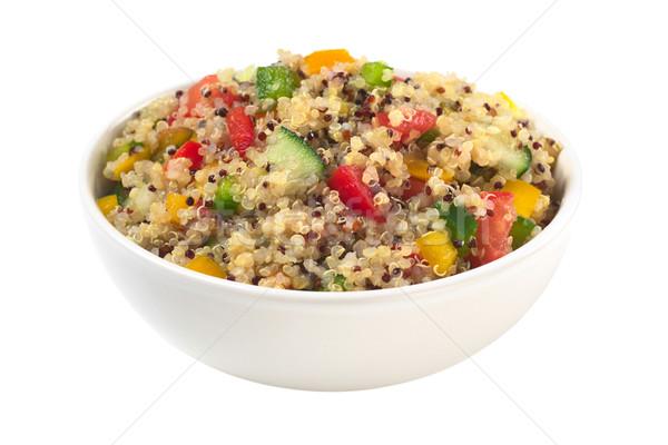 Quinoa Salad Stock photo © ildi