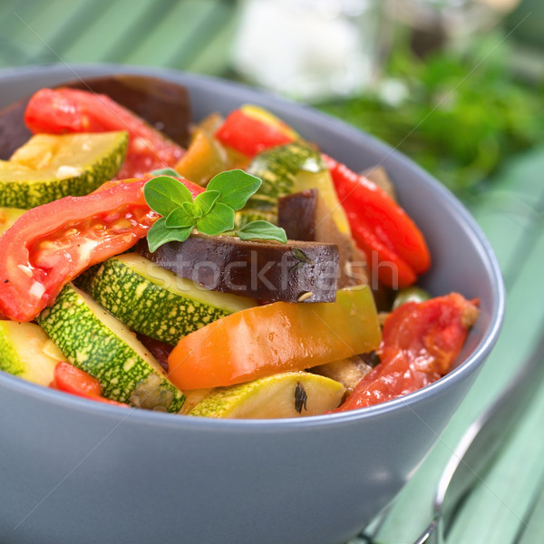 Ratatouille Stock photo © ildi