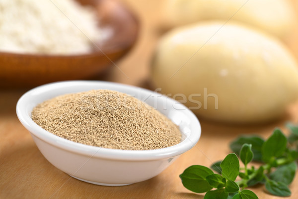 Active Dry Yeast Stock photo © ildi