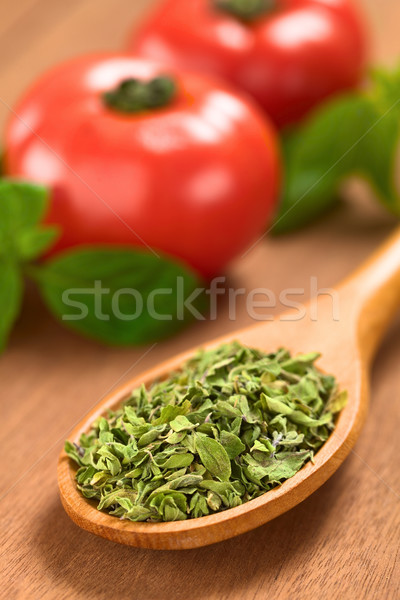 Dried Oregano Stock photo © ildi