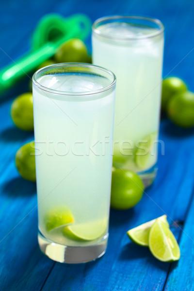 Fresh Lemonade Stock photo © ildi