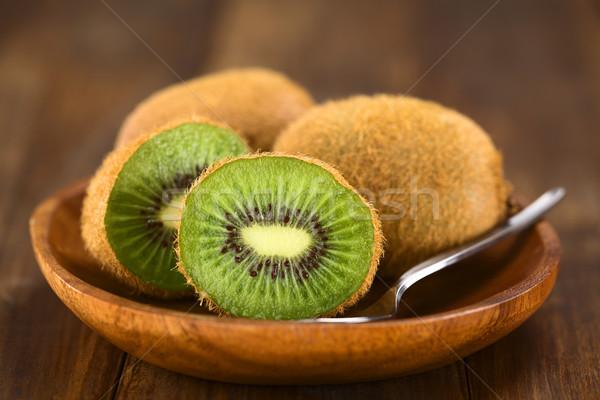 Kiwifruit Stock photo © ildi