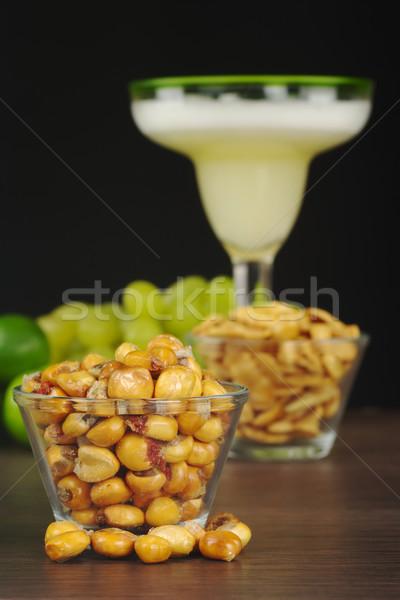 Peruvian Roasted Corn Stock photo © ildi