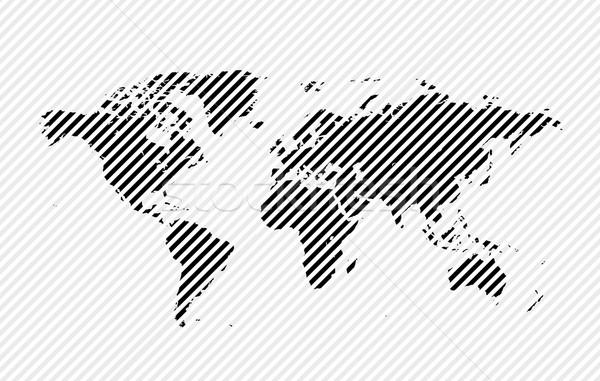 World map Stock photo © ildogesto