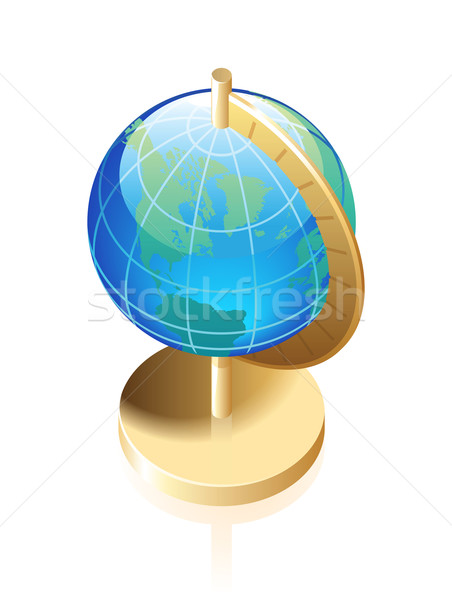 Globe Stock photo © ildogesto