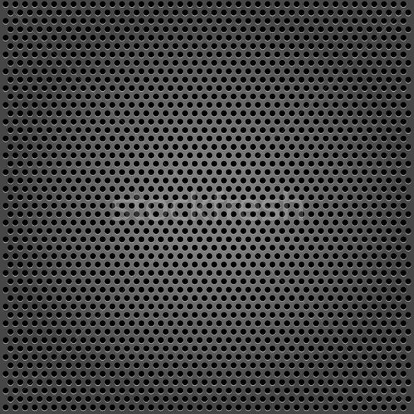 Perforated background Stock photo © ildogesto