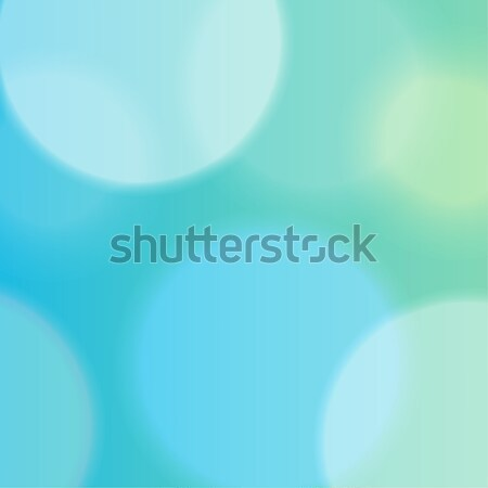 Abstract colorful defocused lights bokeh background Stock photo © ildogesto
