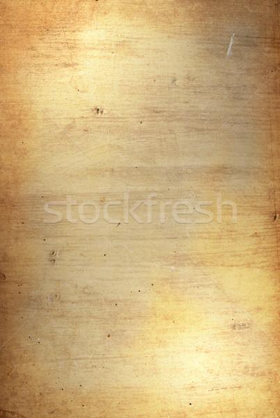 Holz schmutzig Raum Text Bild Wand Stock foto © ilolab