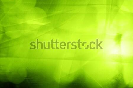 Abstract cool golven Galaxy perfect ruimte Stockfoto © ilolab