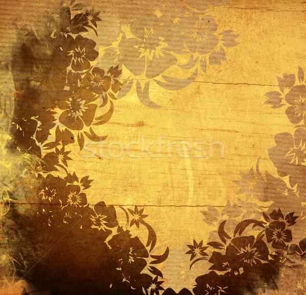Chine style textures horizons espace texte Photo stock © ilolab