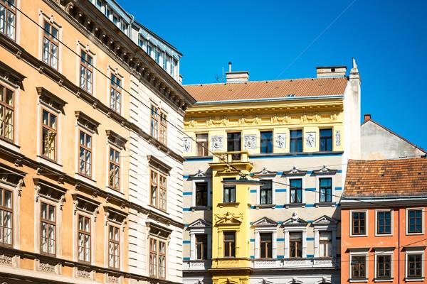 ストリートビュー 旧市街 ナポリ 市 イタリア ヨーロッパ ストックフォト © ilolab